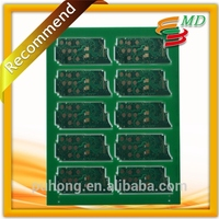 supply all kinds of aluminium round led pcb,230v led lamp circuit