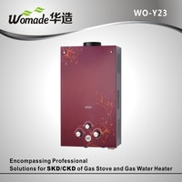 Balanced flue homeuse tankless hot water boiler for home made WO-Y23