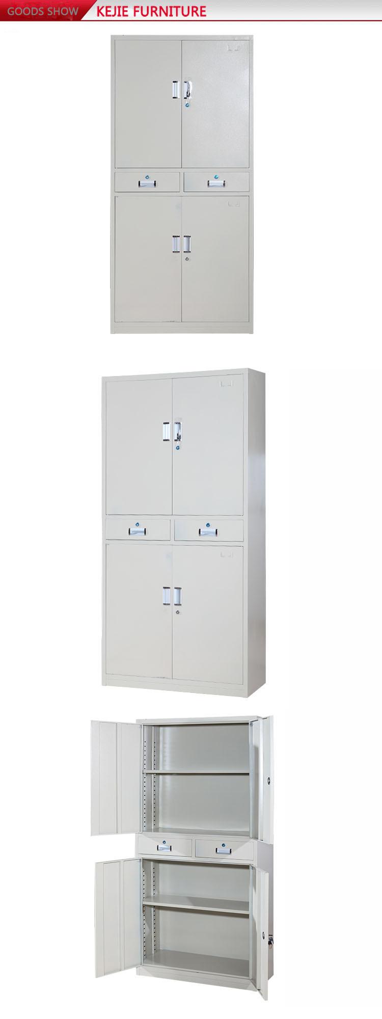 Moderne mobilier de bureau armoire de rangement for Meuble porte verrouillable
