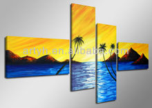 Newest Digital Printing Picture On Canvas For Decor In Discount Price