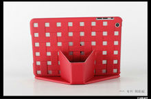 new smart zone stand leather case for iPad mini