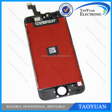 Factory direct supply The best performance of color hot sale for iphone 5 lcd touch ,2015 New Arrival For iPhone 5S LCD Display