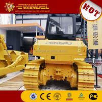 videos of bulldozers China cheap bulldozer PengPu 320hp Crawler Bulldozer PD320Y for sale