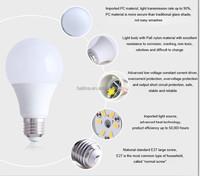 high quality china factory price led bulb 9w e27