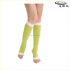 2014 Wholesale Lawngreen Compression Slimming Leg Stocking