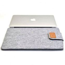 New Woolen Felt Laptop Sleeve Bag Computer Cover Case