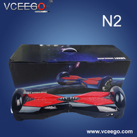 Classic Lamborghini designs electric skateboard off road with bluethooth speaker from VCEEGO factory
