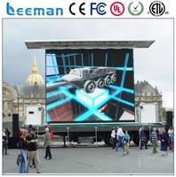 advertisement sign led running message text led display board sports arena full color video display screen