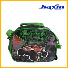 school boy single shoulder insulated cooler lunch bag