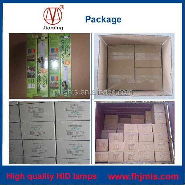 ANSI HPS Plant Grow lamp 600W