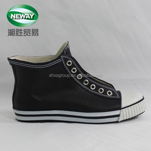 classic wholesale high top sneaker canvas shoes
