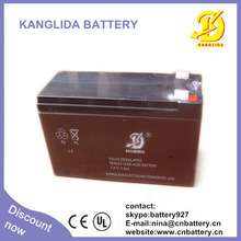 lead acid terminal battery battery operated toy car battery 12v 7ah