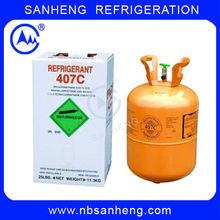 Refrigerant Gas R407C(SH)