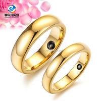 fancy ladies finger gold ring design