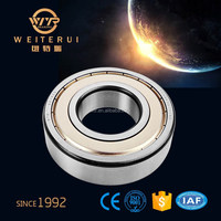 23 Years Bearing Manufacturing Experience,WTR Brand Deep Groove Ball Bearing 6302 RMX