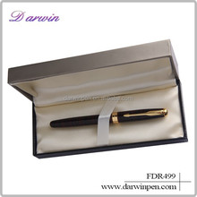 Advertising gifts ink pens free samples copper metal ballpoint pen