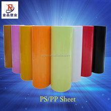 Plastic Plastic PP/PS/PET Sheet Roll Panel board