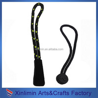 high quality Slider rope puller Rope Zipper Puller for garment