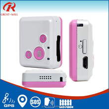 Iphone/Android APP child tracking hidden gps tracker long life battery for kids phone