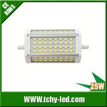 High power 5630SMD 30w high lumen r7s led floodlight with stable performance