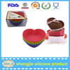 Factory price non-stick silicone cake mould/silicone cake mould cookie cup