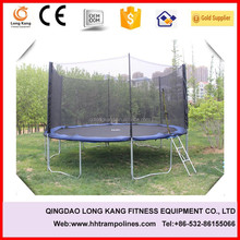 CreateFun 16FT gym equipment used large trampoline outdoor games for sale