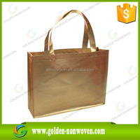 hight Quality Pp Non-woven Bag,Custom Pp Non Woven Bag,OEM Production Recyclable Non Woven Shopping bag/laminated nonwoven bag