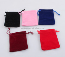 20X30cm Custom Velvet Bag Drawstring Bag Jewelry Pouches For iPad Air