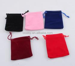 20X30cm Custom Velvet Bag Drawstring Bag Jewelry Pouches For iPad Air