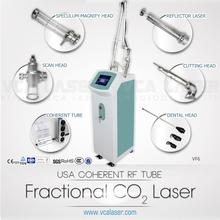 co2 fractional laser red blood removal laser