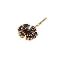 Fashion flower shape vintage hair accessory/vintage hair clip