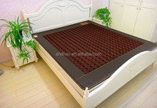 magnetic negative ion jade bed mattress with heat far infrared negative ion mattress