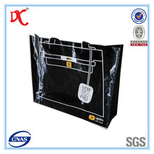 Alibaba express travel packing plastic bag for clothes pp woven bag