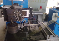 Plastic extrusion machine used high-tech screen changer/ melt filter