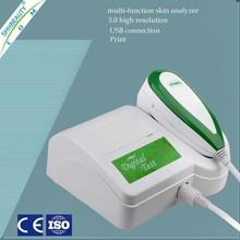 Hot sale 3 in 1 combination moisture skin analyzer, portable skin analyzer machine