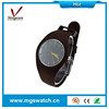 Durable high quality full silicone band custom made watches for people