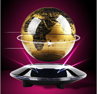"6-8"" office Levitation globes Magnetic levitation globe"