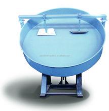 npk compound fertilizer pan granulator