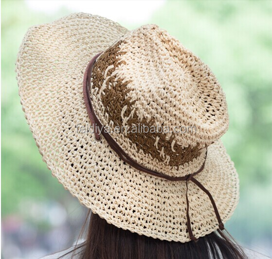 b4cc67a469a6d sombrero vaquero a crochet