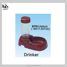 Seat Style Dog Drink Bottle