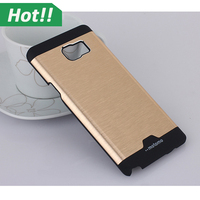 Luxury Motomo PC+Aluminum Metal Case for Samsung Galaxy note 5 Hard Back Cover Phone Bags Motomo Case for Samsung Note 5