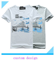 Free sample Cotton printed latest shirt designs for men,t shirt with printing