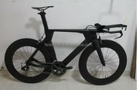 Time Trial Carbon Complete Bike,Toray Carbon tt bicycle, Carbon Time Trial Frame Bicycle