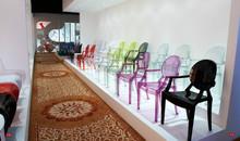 acrylic ghost chair
