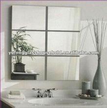 30.5 x 30.5cm/12*12inch square adhesive Mirror Tiles