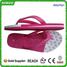 2015 high quality beach walk woman comfortable and fashionable Eva flip flops