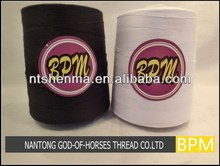 Top quality custom leather uv resistant sewing thread