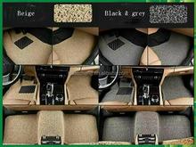 Fitting Carpet Floor Mats For Cars
