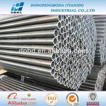 diametros de tuberias de acero