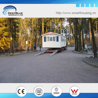 European exported mobile homes house